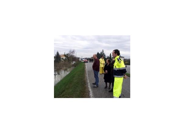 **sit-in** 5 marzo sul ponte del fiume Brenta a Corte di Piove di Sacco con orario 11.00-11.20