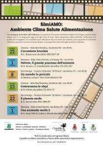 filmAMO: Ambiente Salute Clima Alimentazione